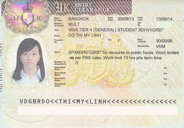 Dịch vụ làm visa du học uy tín Liên Đại Dương