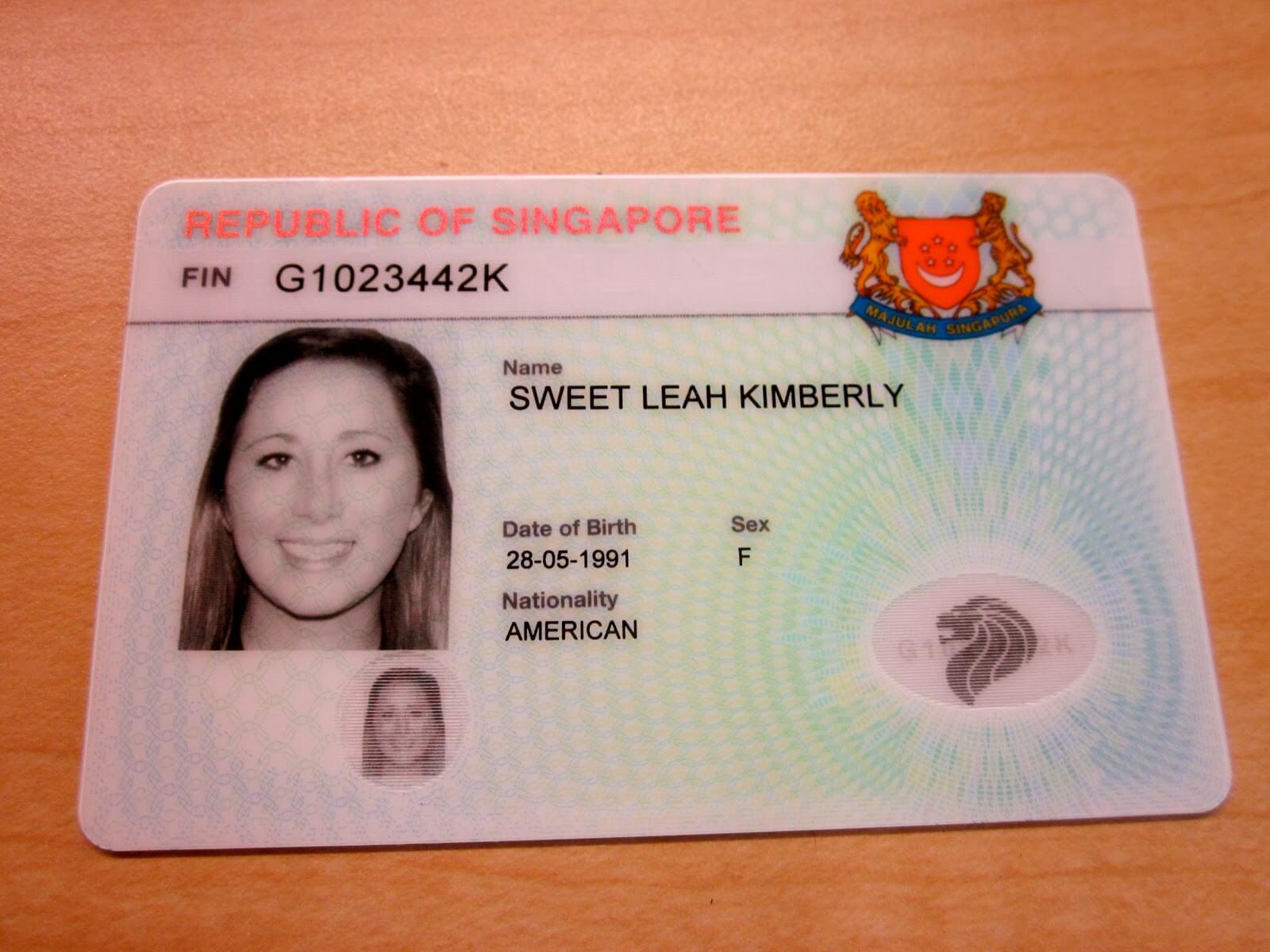 Student Pass du học Singapore