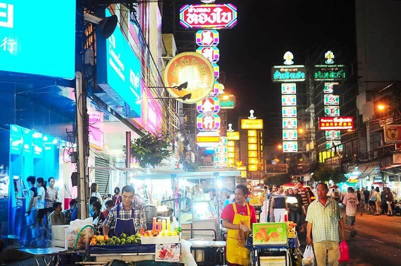 Trải nghiệm văn hóa, ẩm thực Thái Lan