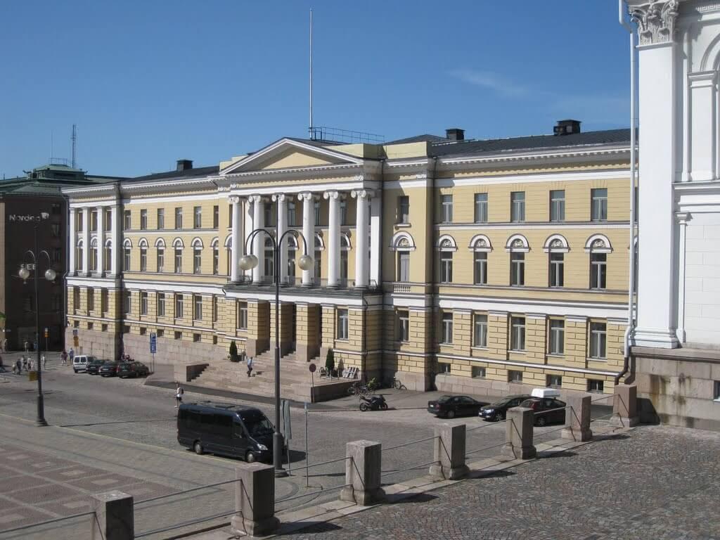 Đại học Helsinki – trường đại học tốt nhất Phần Lan