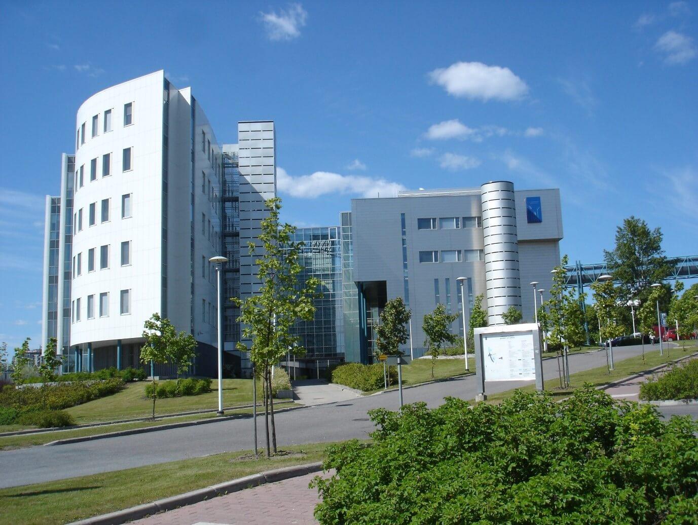 Đại học Tamperelà một trongtop các đại học tốt nhất Phần Lan