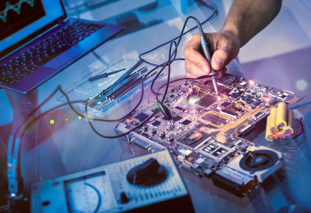 Electronics là một trong những ngành học nổi bật nhất tại Phần Lan