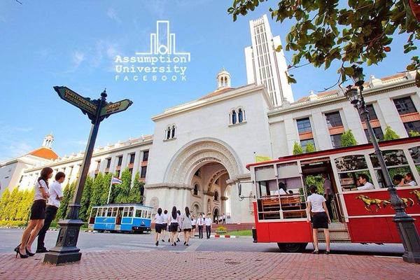 Đại học Assumption Thái Lan