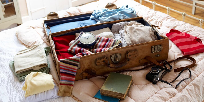 10 quy tắc cần nhớ khi thu xếp hành lý đi du học