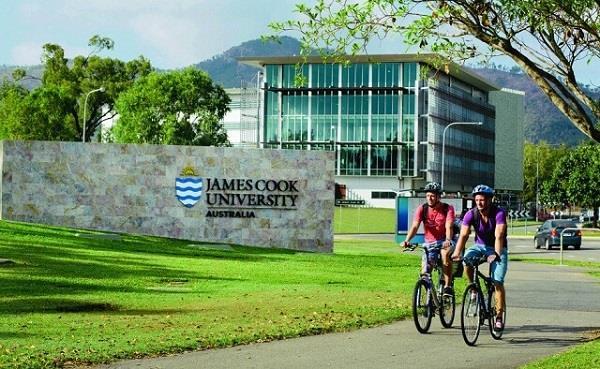 Bước khởi đầu cho tương lai tươi sáng tại James Cook University