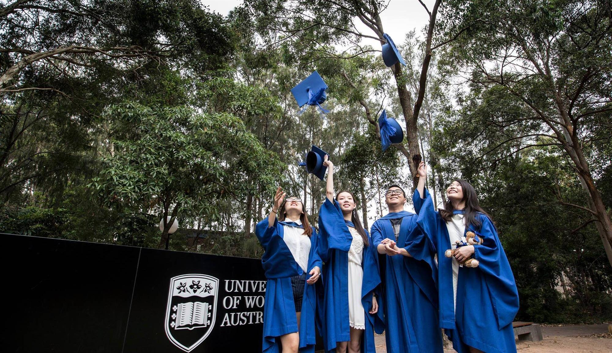 Đại học Wollongong và loạt học bổng tự động lên đến 50%
